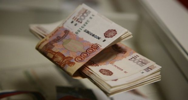 Рубли по 5000