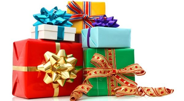 Новогодние подарки и акции