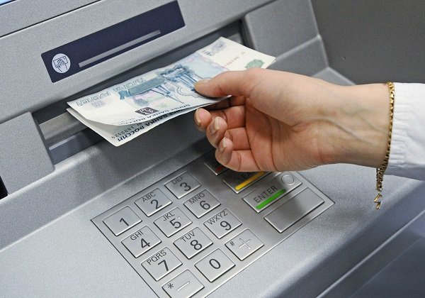 какой процент при снятие с кредитной карты osm